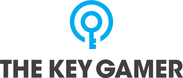 The Key Gamer Logo, thekeygamer.com