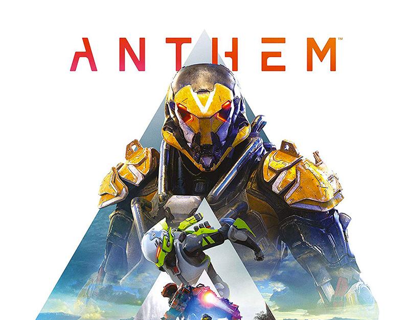 Anthem (Xbox One), The Key Gamer, thekeygamer.com
