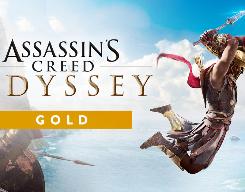 Assassin's Creed Odyssey - Gold Edition (Xbox One), The Key Gamer, thekeygamer.com
