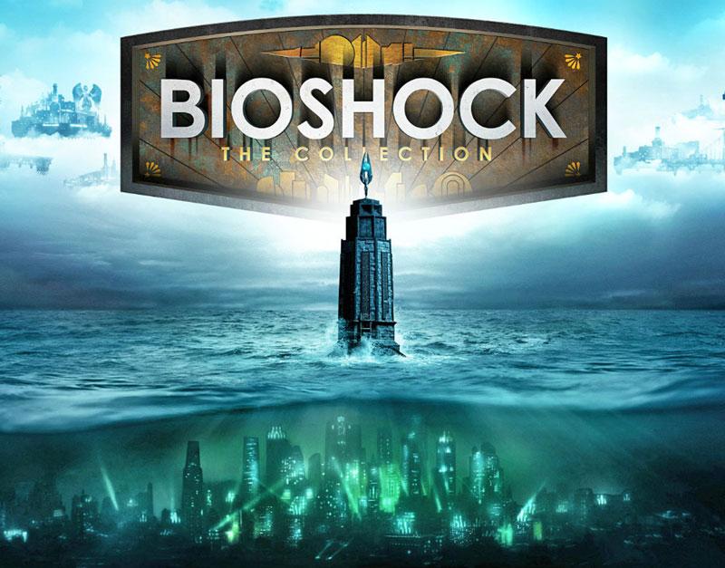 BioShock: The Collection (Xbox One), The Key Gamer, thekeygamer.com