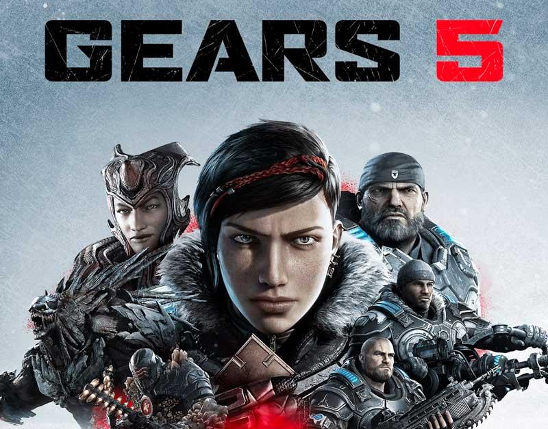 Gears 5 (Xbox One), The Key Gamer, thekeygamer.com