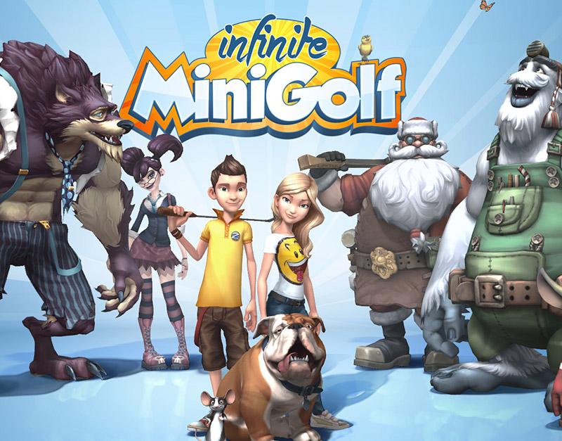 Infinite Minigolf (Xbox One), The Key Gamer, thekeygamer.com
