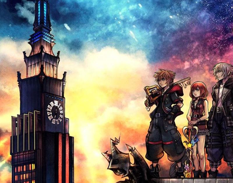 Kingdom Hearts 3 (Xbox One), The Key Gamer, thekeygamer.com