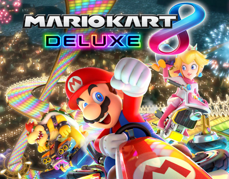 Mario Kart 8 Deluxe (Nintendo), The Key Gamer, thekeygamer.com