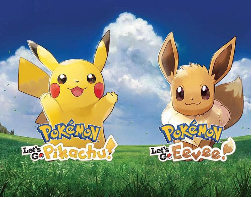 Pokemon Let's Go Eevee! (Nintendo), The Key Gamer, thekeygamer.com
