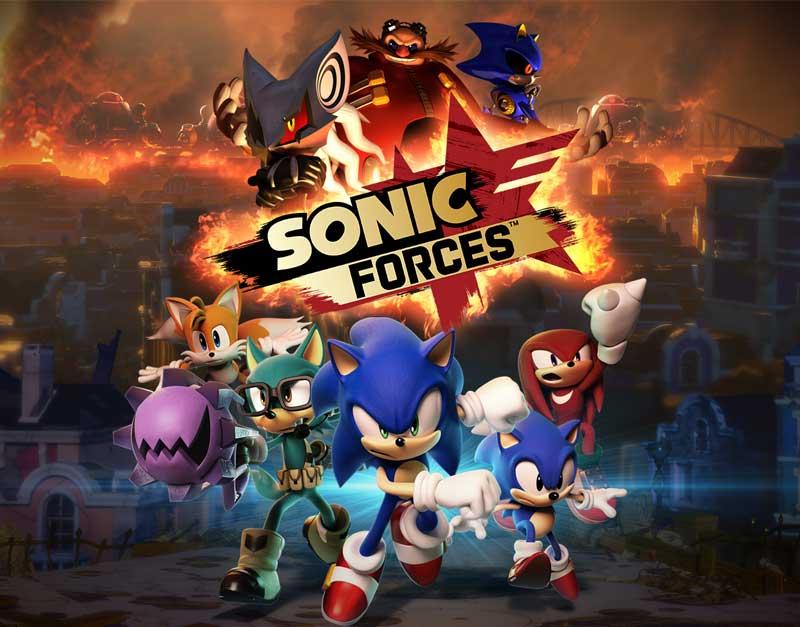 SONIC FORCES™ Digital Standard Edition (Xbox Game EU), The Key Gamer, thekeygamer.com