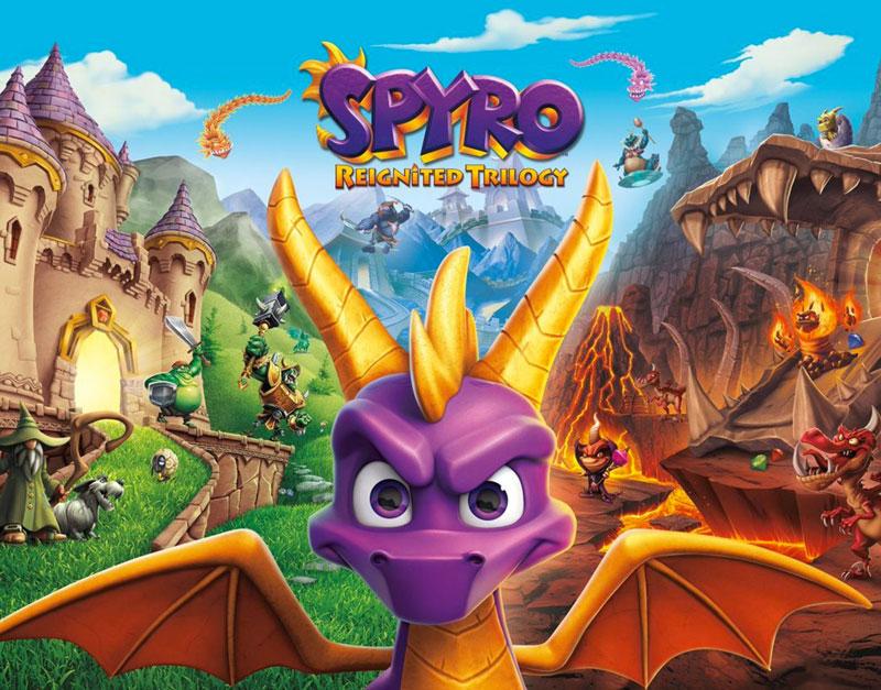 Spyro Reignited Trilogy (Xbox One), The Key Gamer, thekeygamer.com