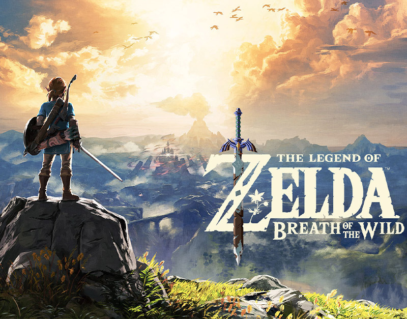 The Legend of Zelda: Breath of the Wild (Nintendo), The Key Gamer, thekeygamer.com