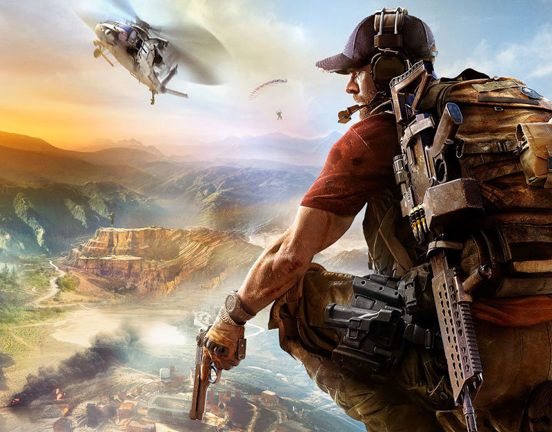 Tom Clancy's Ghost Recon Wildlands - Deluxe Edition (Xbox One), The Key Gamer, thekeygamer.com