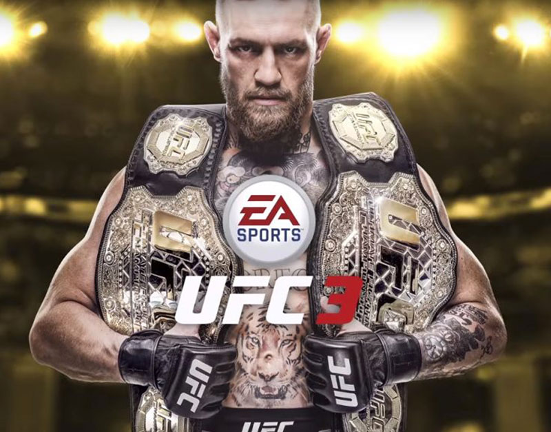 UFC 3 - Deluxe Edition (Xbox One), The Key Gamer, thekeygamer.com
